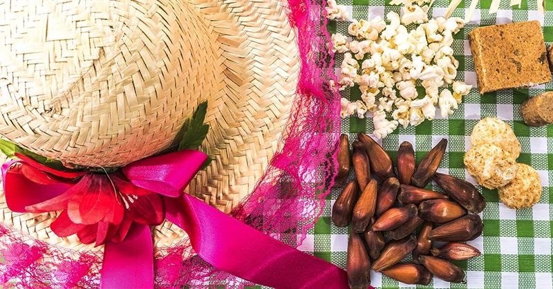 6 deliciosas receitas para fazer uma festa junina na sua casa