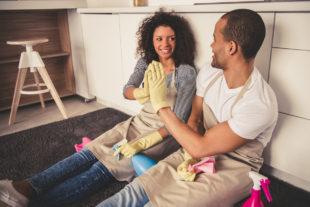 6 dicas para facilitar a limpeza da casa