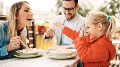 Um macarrão especial para o dia das mães: Rigatone ao molho Matriciana