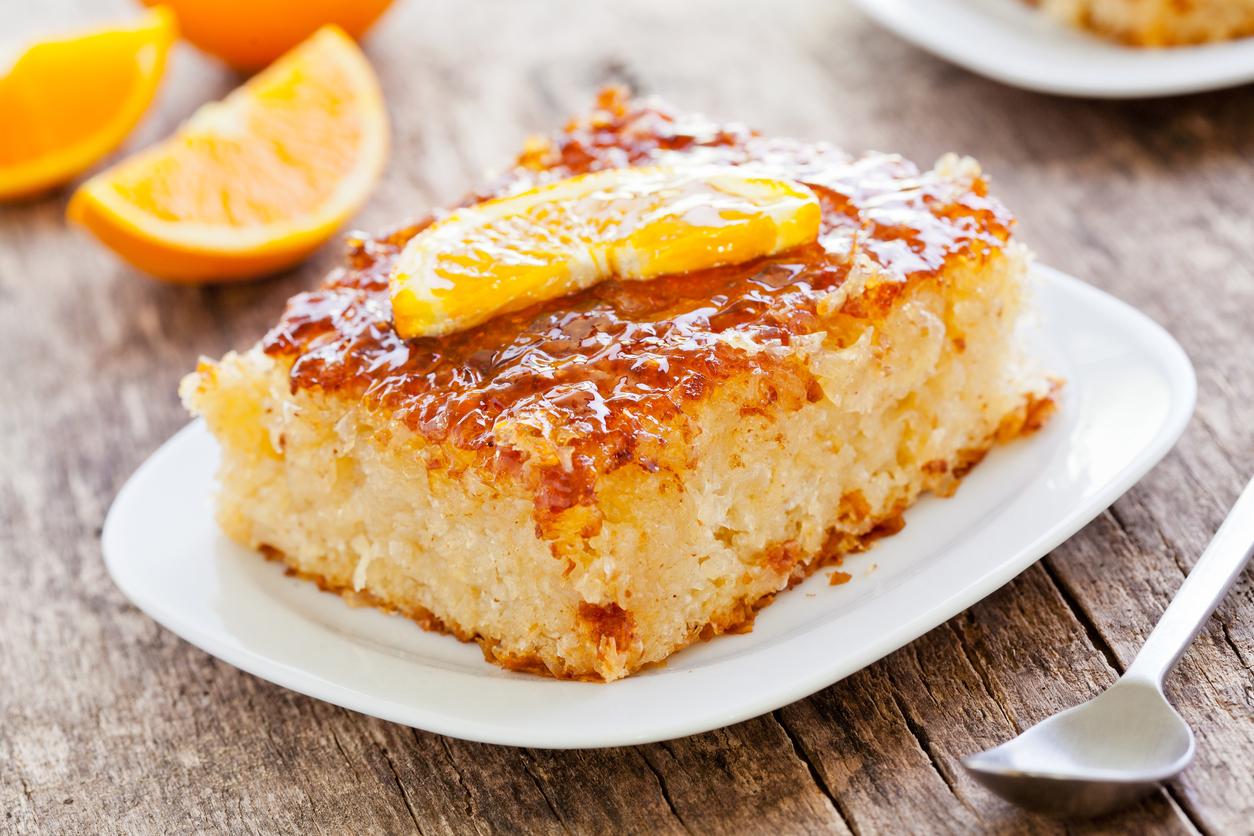 Aprenda a fazer o melhor bolo de laranja