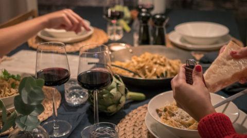 Aprenda 05 dicas para harmonizar vinhos com massas