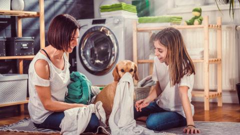 Aprenda maneiras diferentes de decorar área de serviço