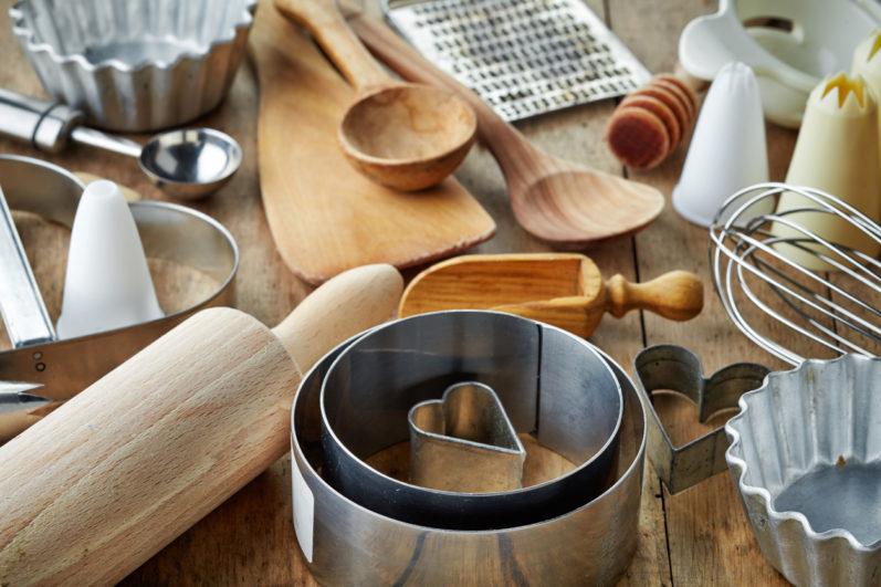 Veja quais utensílios para cozinha que não podem faltar