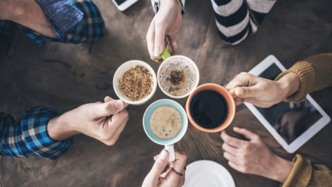 Quer motivos para tomar um bom café? Conheça 06 benefícios da bebida