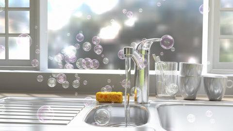Conheça as multiutilidades do detergente de louça para facilitar a sua vida