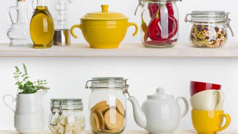 DIY: aprenda a fazer decoração de potes com biscuit