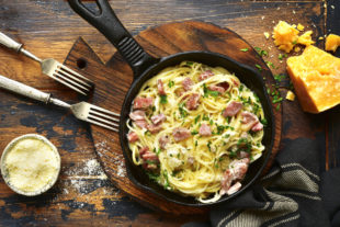 Macarrão e Linguiça Calabresa: a receita de uma combinação deliciosa