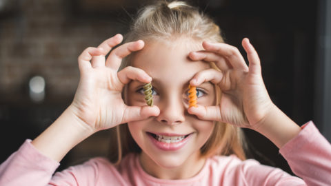 Ideias para usar macarrão em atividades infantis