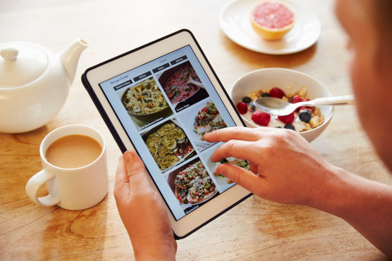 5 apps que mostram receitas com o que tem em casa
