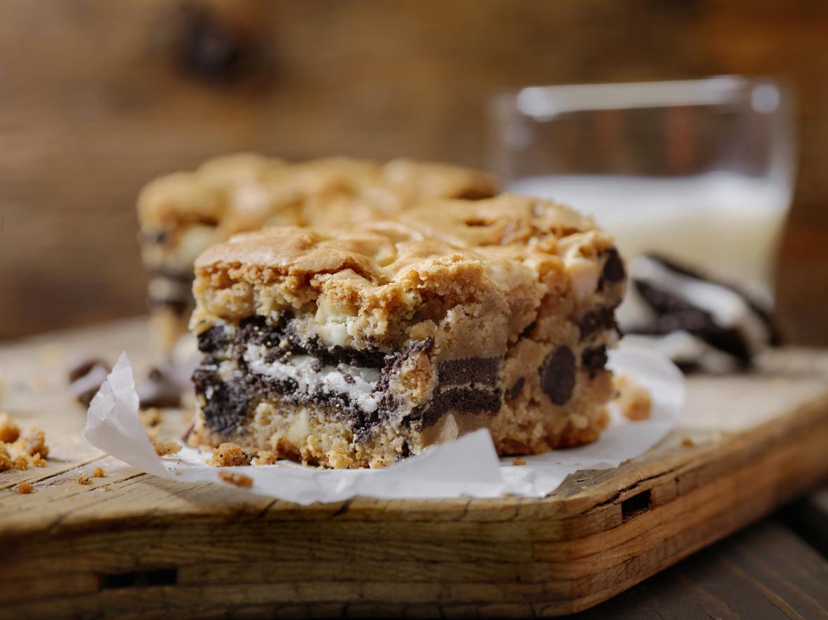 Delícia e diversão: receita de cookie recheado com Biscoito Neo