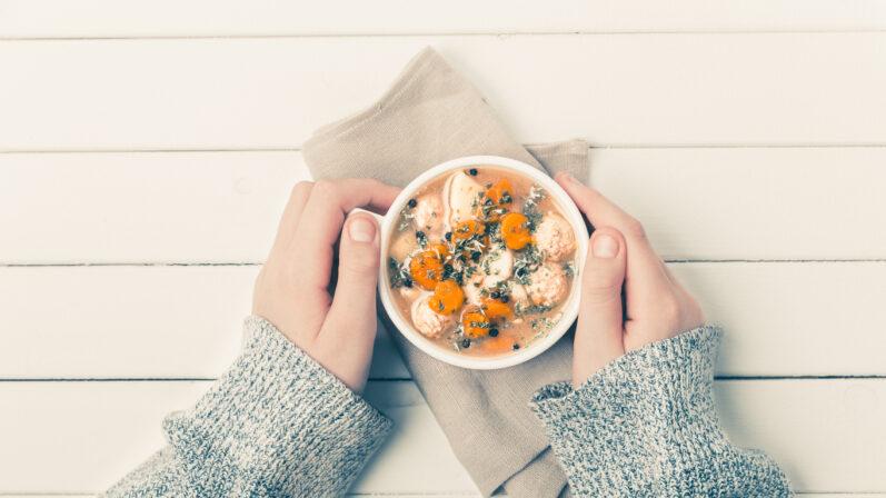 5 opções de receitas de sopas deliciosas para aquecer seu inverno
